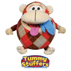 Maimutica Tummy Stuffers Jucarie din plus cu depozitare