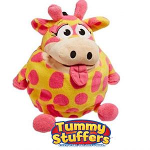 Mascota Tummy Stuffers Girafa Jucarii din Plus