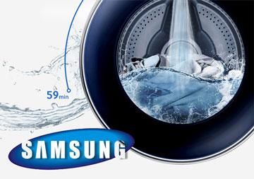 Masina de spalat cu uscator SAMSUNG WD80J6410AW/LE