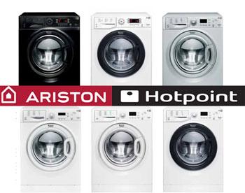 Masinile de spalat Ariston Hotpoint cu Uscator Noile Modele Aqualtis