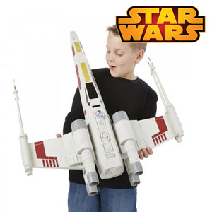 Naveta de lupta mare Star Wars X Wing