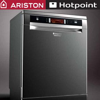 Noile masini de spalat vase Ariston Hotpoint