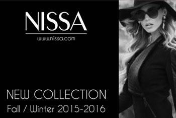 Noua colectie de imbracaminte NISSA 2015 2016