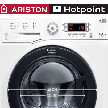 Economie, Tehnologie si Confort cu Masinile de Spalat Hotpoint Ariston gama Aqualtis