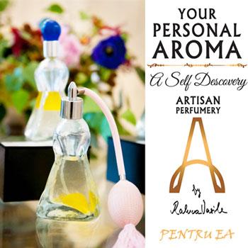 vezi in magazin pretul Parfumului de dama Your Personal Aroma Chère Jardin