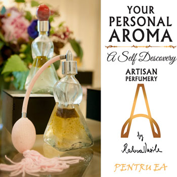 Parfum organic dama Your Personal Aroma Parfum Songes au Provence