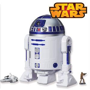 Robotelul R2D2 Razboiul Stelelor Star Wars Playset