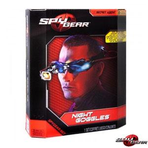 Spy Gear Goggles de la Noriel