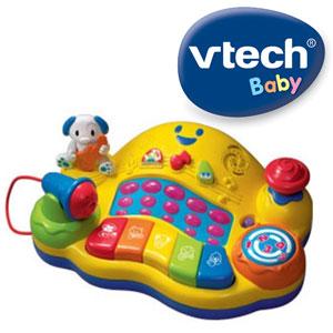 VTECH DJ Junior Jucarie muzicala Cadou bebelusi 1 an