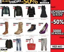 Sarbatoreste Black Friday cu brandurile tale preferate la Kurtmann