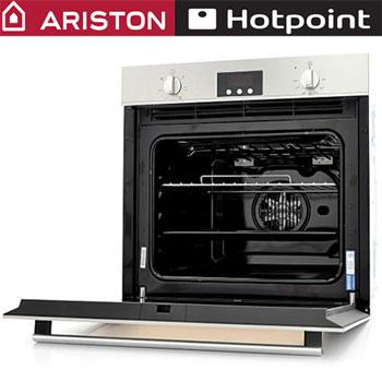 la eMAG Cuptor incorporabil Hotpoint Luce FK536X, Electric Grill Clasa A incorporabil