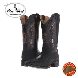 Cizme din piele barbatesti Old West Boots