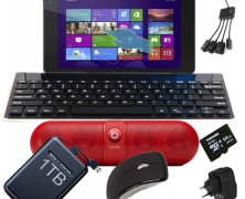 Cum sa iti transformi tableta sau smartphone-ul intr-un mini laptop cu touchscreen?