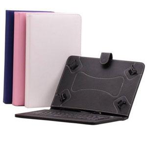 Husa din piele cu tastatura tablete 10 inch