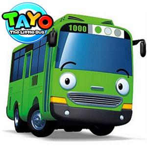 Jucarii Tayo the Little Bus - Autobuzul Rogi