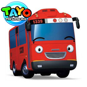 Jucarii Tayo the Little Bus - Autobuzul Tayo