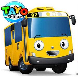 Jucarii si Machete - Micutele autobuze Tayo