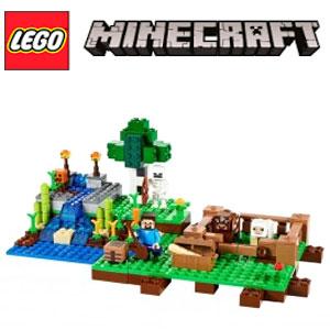 Lego Minecraft - Setul Ferma 21114