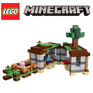 Seturi LEGO Minecraft Prima noapte 21115