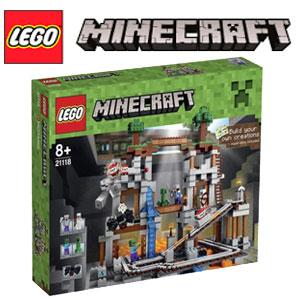 Seturi de construit LEGO Minecraft Mina 21118