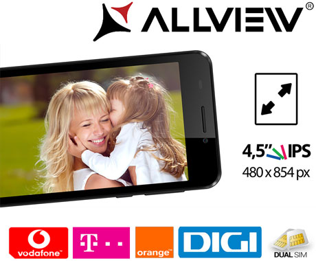 Cel mai ieftin telefon mobil cu internet 4G Allview P5 Pro Review