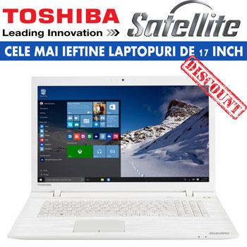 Cele mai ieftine laptopuri de 17 inch Laptopul Toshiba Satellite C70-C-18P