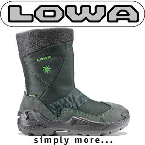 Cizme de iarna si zapada LOWA FABI III GTX Hi Cordura pentru femei