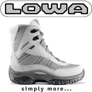 Ghete iarna si zapada LOWA TRIDENT II GTX W modele dama