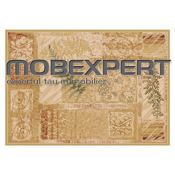 Preturi reduse la covoarele Mobexpert de la eMAG. Covor din lana de calitate Mobexpert Abralin 80 x 150 cm