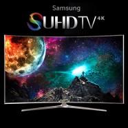 Scurta prezentare a televizoarelor Samsung Smart TV SUHD JS8500, JS9000 si JS9500