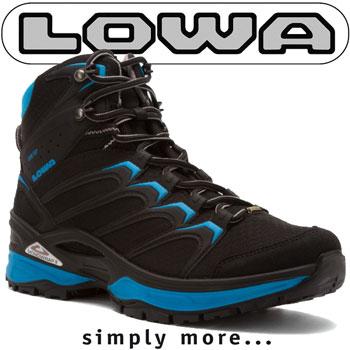 Ghete sport de iarna Lowa Innox GTX Mid