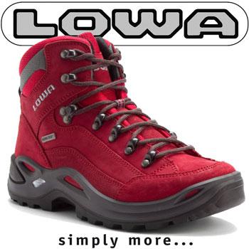 Modele Sport de Ghete de Iarna si Zapada LOWA pentru Femei