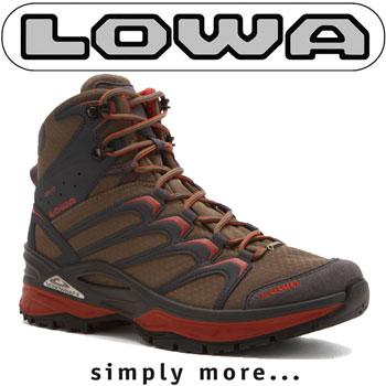 Ghete sport Trekking Lowa Innox GTX Mid
