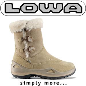 LOWA CALDERA GTX MID COLD WEATHER BOOTS Cizme de iarna pentru femei