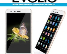 Despre Evolio X5 Smartphone-ul romanesc cu procesor Octa-Core 4G si DualSim