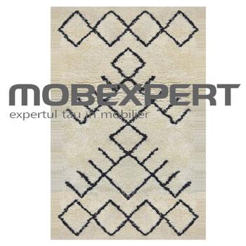 Preturi reduse la covoarele din lana Mobexpert la eMAG. Covor din lână Mobexpert Maroc, 160 x 240 cm
