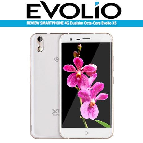 Pret Evolio X5 Smartphone 2GB Ram, 4G, Dual Sim, Octa-core