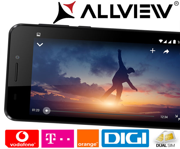 Smartphone Allview P5 Pro 4G Review