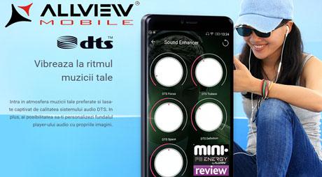 Smartphone Allview P8 Energy Mini DTS