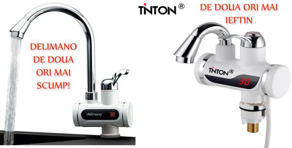 Teapa Delimano TopShop Robinetul Electric Digital