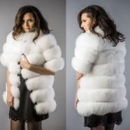 Veste din blana naturala pentru femei fabricate in Romania