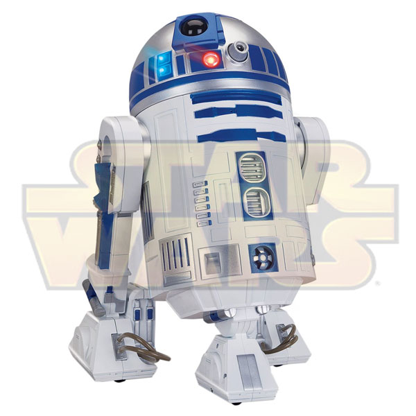 Jucarie cu telecomanda Star Wars Robotelul Droid R2-D2