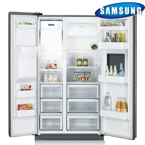 Side by Side Samsung RSA1ZTSL1 A+ - un frigider mai mare cu o reducere de pret si mai mare