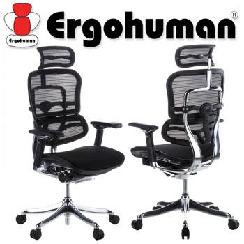 Scaunele ergonomice Ergohuman v2 Plus LUXURY