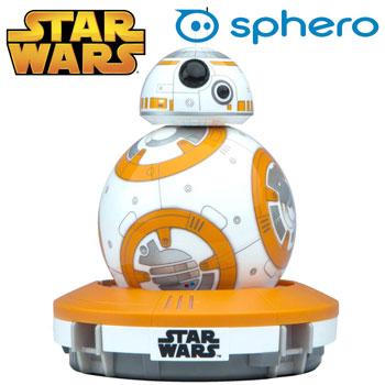 REVIEW Robotul de jucarie Sphero Droidul din Star Wars BB-8