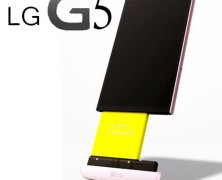 Configureaza-ti hardware-ul smartphone-ului tau! Cu noul LG G5 de 5,3 inch!
