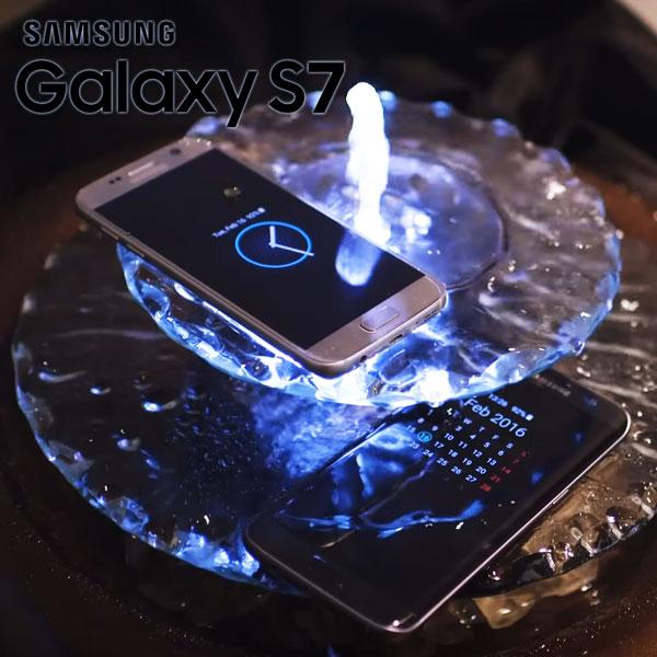 Samsung Galaxy S7 si Samsung Galaxy S7 Edge Telefoane rezistente la apa