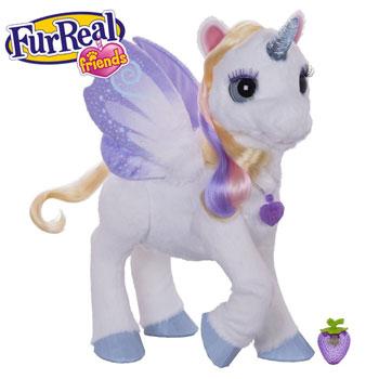 Unicornul StarLily Furreal Friends Jucarii fetite peste 3 ani