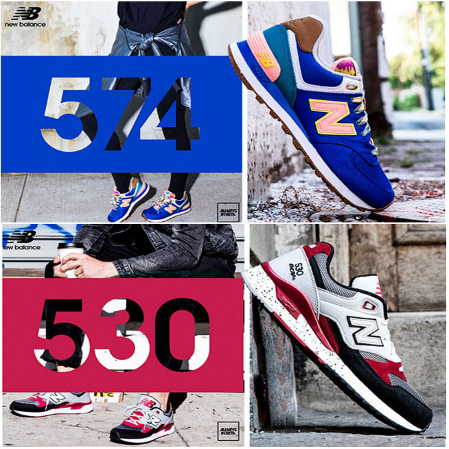 Cat costa adidasii si sneakersii New Balance la reprezentanta din Romania?