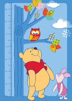 Covor Disney Winnie the Pooh Taller pentru copii mici